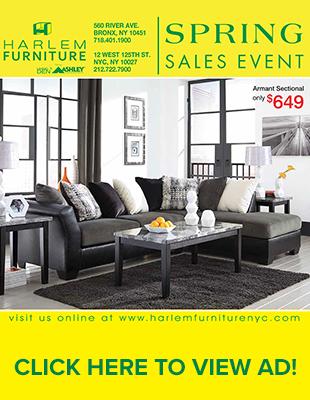 Harlem Furniture New York Manhattan Bronx New Jersey