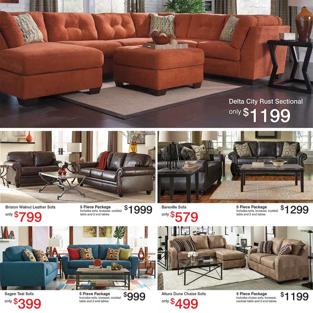 Harlem Furniture CURRENT AD